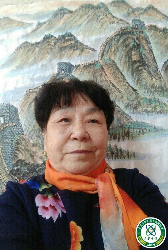 李凤兰:中华国礼艺术家
