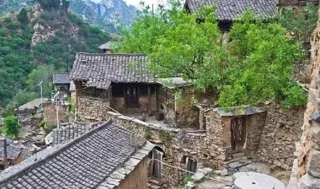 一个小村,隐匿在太行深处1500多年,真正的古村活化石!