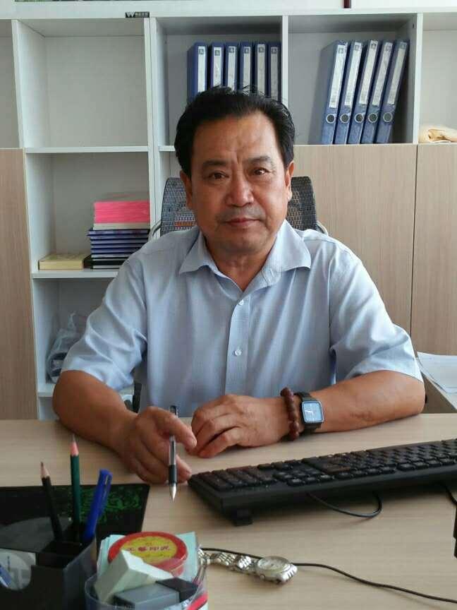 王殿柱—中国书法家协会会员、国家一级书法师