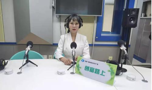 河南省龙湖文化发展集团有限公司执行董事牛志慧的创业故事